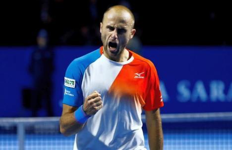 Victorie uriaşă pentru tenismenul bihorean Marius Copil. Va juca finala de la Basel împotriva lui Federer! (FOTO / VIDEO)