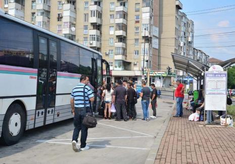 """""""Rată"""" fără succes: Ideea înfiinţării unui transport metropolitan în Oradea şi comunele învecinate, misiune aproape imposibilă"""