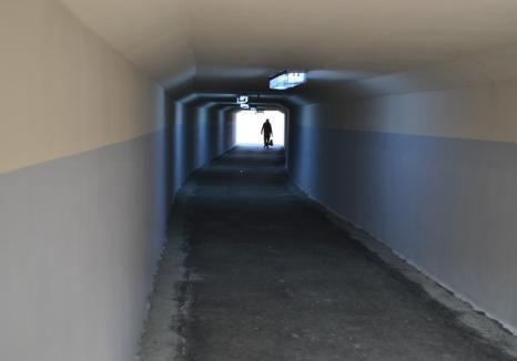 """Hoţ în cătuşe: bărbatul """"acţiona"""" în pasaje subterane şi localuri"""