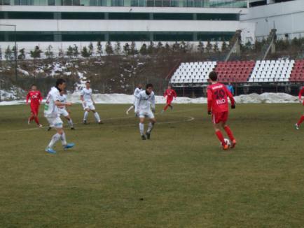 Campioana României a umilit FC Bihor cu un usturător 5-0 (FOTO)