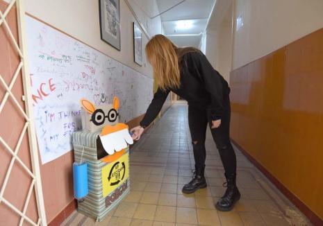 De anul viitor, colectarea selectivă va fi o obligaţie pentru toate şcolile. Primăria Oradea află abia acum!