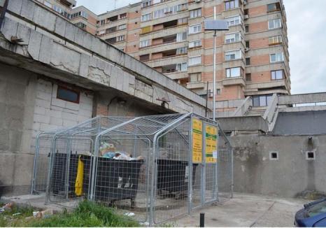 Promisiuni îndeplinite: RER a finalizat montarea de sisteme automate de închidere a ţarcurilor pentru gunoaie