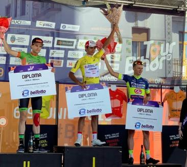 Se respectă regula! Un columbian a câştigat din nou Turul Ciclist al Bihorului: Daniel Munoz Giraldo (FOTO)