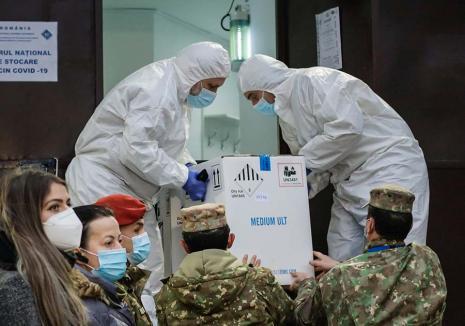 Primiţi cu vaccinul? BIHOREANUL vă prezintă toate detaliile campaniei de vaccinare anti-Covid programate în Bihor