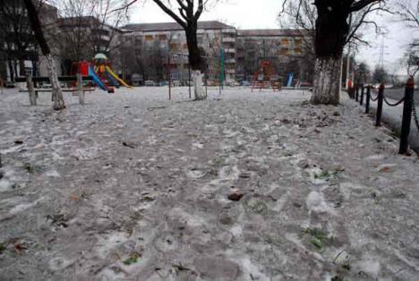 Oradea, neagră de fum: A fost poluare sau nu?