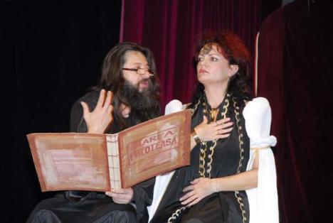 Mariana Gavrilă a lansat o carte despre ritualurile dacice (FOTO)