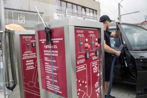 NOU ÎN ORADEA: Elefant Car Wash - spălătorie cu autoservire şi staţie GPL! Acum PROMOŢII! (FOTO)