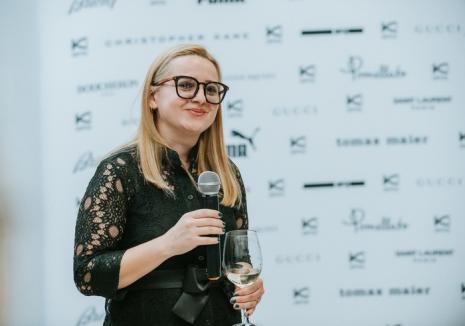 Ochelarii 'fashion': Optione a marcat 10 ani de existenţă, lansând cea mai nouă colecţie de ochelari Gucci la Oradea! (FOTO)
