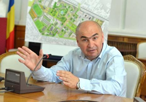'Fac ce trebuie, nu ce dă bine': La mijlocul celui de-al treilea mandat, primarul Ilie Bolojan explică ce planuri mai are pentru Oradea şi în carieră