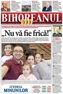 Nu ratați noul BIHOREANUL tipărit, ediția cu numărul 1.000! O familie din Oradea, lovită de coronavirus, îşi împărtăşeşte public experienţa trăită