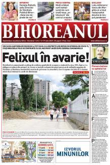 Nu rataţi noul BIHOREANUL tipărit! Şantierele de la tot pasul şi restricţiile din pandemie anunţă cel mai prost an turistic pentru Băile Felix