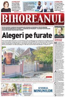 Nu ratați noul BIHOREANUL tipărit! Invazie de 'alegători traseişti' în Bihor, în preajma alegerilor locale