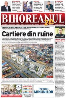 Nu ratați BIHOREANUL tipărit: fostele întreprinderi comuniste din Oradea sunt înlocuite, treptat, de noi cartiere