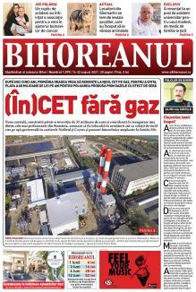 Nu ratați noul BIHOREANUL tipărit! Primăria Oradea vrea să renunțe la noul CET pe gaz