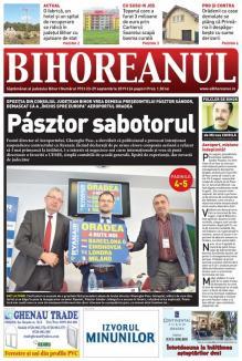 Nu ratați noul BIHOREANUL tipărit: Se cere demisia președintelui Consiliului Județean, acuzat de sabotarea Aeroportului Oradea