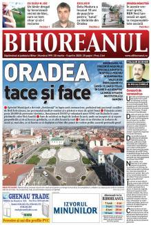 Nu ratați noul BIHOREANUL tipărit! Măsurispeciale adoptate în spitalele din Oradea pentru întâmpinarea valului de îmbolnăviri cu Covid-19