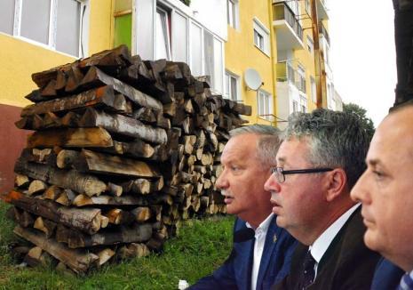 Ard gazul de pomană! Deşi avem resurse, conducerea Consiliului Judeţean Bihor nu a făcut nimic pentru extinderea reţelelor de gaz!