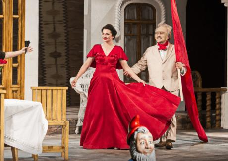 De ce anulează Teatrul Regina Maria cinci spectacole: Actorul Sebastian Lupu a fost operat