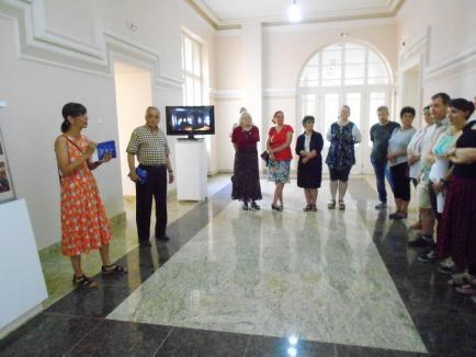 Restauratori din Oradea şi Debrecen îşi prezintă la Muzeu proiectele de readucere la viaţă a obiectelor de patrimoniu (FOTO)