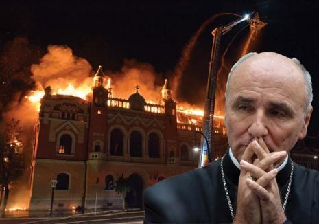 Suferinţele episcopului: Marcat de dosarul DNA şi de incendiul care a distrus Palatul Episcopal, PS Virgil Bercea a căzut grav bolnav la pat