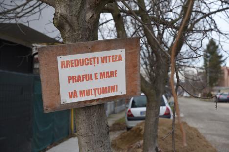 Ulițele Oradiei: Exemplu de bune practici pentru alte orașe, Oradea are, de fapt, tot a treia stradă neasfaltată! (FOTO)