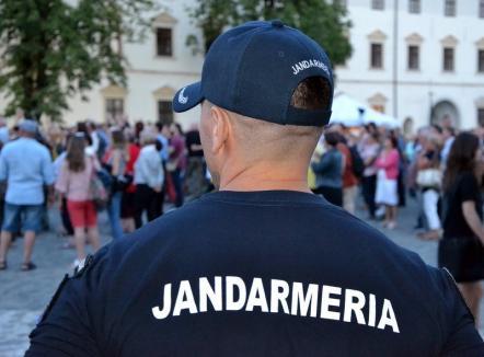 Peste 1.500 de poliţişti, jandarmi şi pompieri bihoreni au fost mobilizaţi pentru alegeri