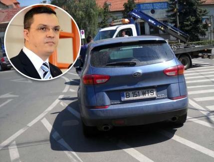Eşti tare, ai parcare! Războiul parcărilor a instalat haosul în Oradea