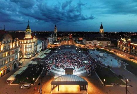Recomandat investiţiilor! Oradea îşi păstrează ratingul Fitch 'BBB minus', limitat de rating-ul României