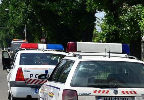 Un beiuşean a sunat la Poliţie şi a ameninţat că se omoară pentru că... l-a părăsit iubita!