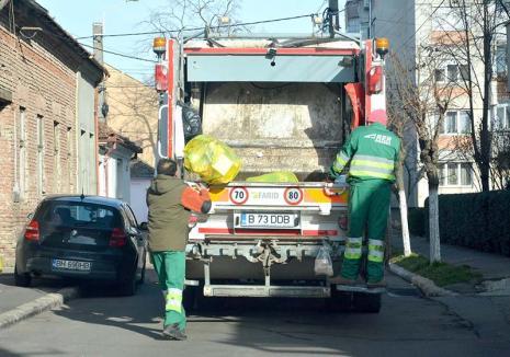 Pe mâini bune! RER Vest va aduna deşeurile bihorenilor care locuiesc în 25 de comune din jurul Oradiei