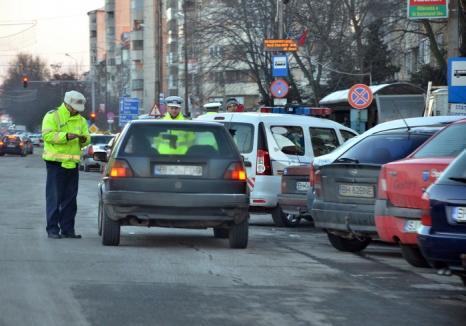 Vor Crăciun liniştit: Peste 800 de poliţişti vor patrula, zilnic, în judeţul Bihor