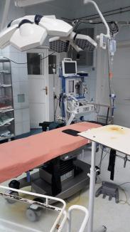 Maternitatea Oradea va avea din 1 decembrie bloc operator modern, cu 3 săli de operaţii, compartiment ATI propriu şi lift separat pentru Ginecologie (FOTO)