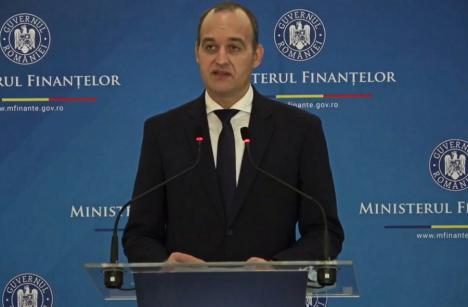 Noul ministru al Finanțelor nu știe cât este salariul minim în România (VIDEO)