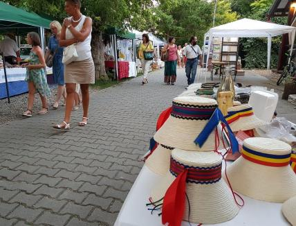 Unde ieșim săptămâna asta, în Oradea: Târgul meșterilor populari începe în weekend în Parcul Bălcescu