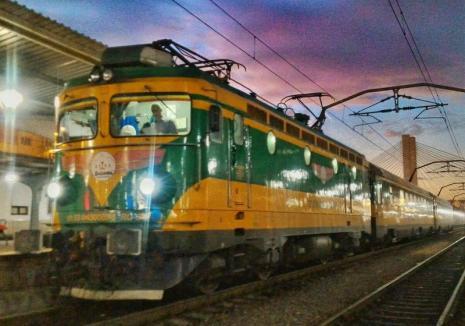 Concurenţă la CFR: De joi, Astra Trans Carpatic introduce 'cele mai moderne trenuri din România' pe ruta Arad – Oradea (FOTO / VIDEO)