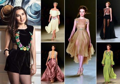 Din Salonta la New York: Un designer bihorean şi-a prezentat creaţiile la cea mai recentă ediţie a New York Fashion Week (FOTO)