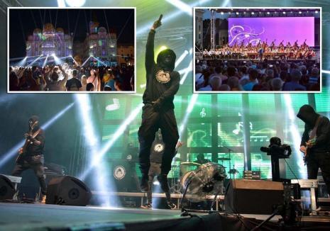 Se anunță distracție! Vezi aici care vor fi cele mai importante evenimente din 2019 în Oradea