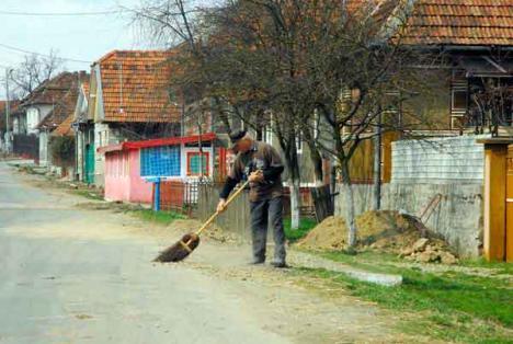 Curăţenie de primăvară