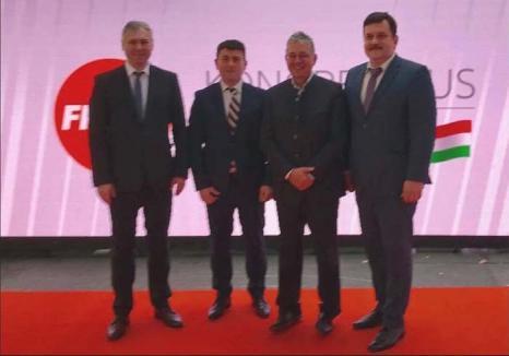 Fuga la Budapesta! Preşedintele Consiliului Judeţean, Pásztor Sándor, a mers pe banii bihorenilor la congresul Fidesz