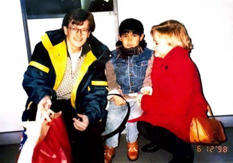 Rugă pentru părinţi: Adoptat din Bihor, finlandezul Dacian îşi caută părinţii şi după 20 de ani (FOTO)