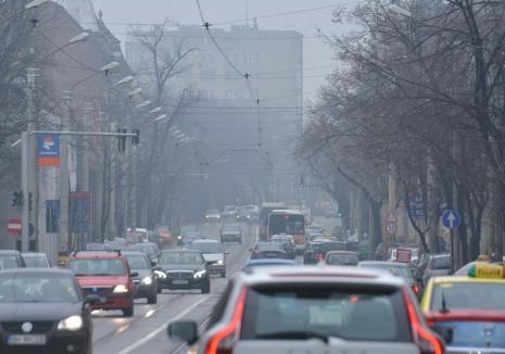 Oradea, linişte! Primăria trebuie să combată poluarea fonică prin amenajarea de piste pentru biciclişti şi zone pietonale