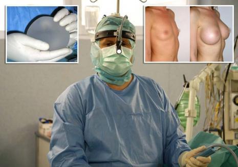 Artist cu bisturiu: Medicul orădean Şerban Porumb, primul din România care pune implanturi fără tăieturi sub sâni