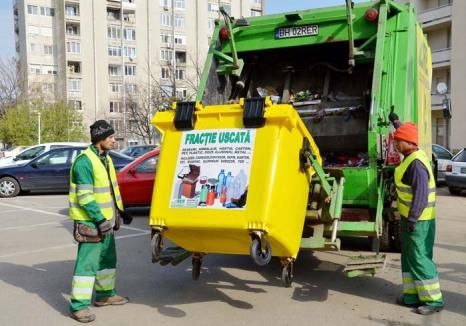 Reciclarea la control! Poliţia Locală avertizează: orădenii care nu respectă regulile colectării selective a deşeurilor vor fi amendaţi!