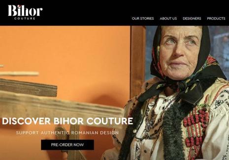'Couture' pe ascuns: Lansat ca o replică pentru designerii Dior, care au plagiat cojocul de Beiuş, site-ul de haine tradiţionale Bihor Couture pare o păcăleală!
