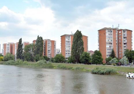 Gunoaie la vale: Locatarii din peste 40 de blocuri din Oradea încă folosesc ghenele de gunoi