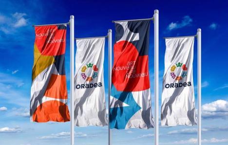 """Oradea """"încoronată"""": Noul brand al oraşului, """"Supercoroana"""", criticat de mulţi orădeni"""