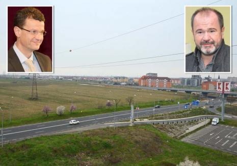 Dar pentru 'unchiuţi': Fraţii Maghiar au fost împroprietăriţi prin falsuri cu 4 hectare de teren lângă centură