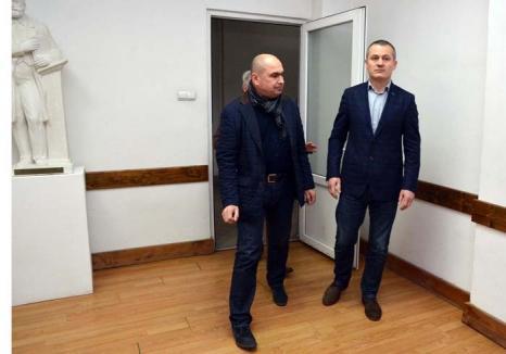 Pas în doi: Tandemul Bolojan-Mălan reuşeşte să-l trimită la 'pensie' pe Cornel Popa