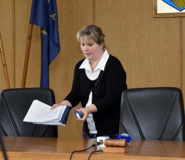 La timp! Preşedinta Curţii de Apel Oradea se pensionează, dar nu explică de ce aşa devreme