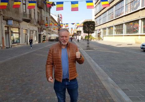 Mândru de Oradea: Singurul milionar orădean din Silicon Valley, George Haber, admiră progresul oraşului